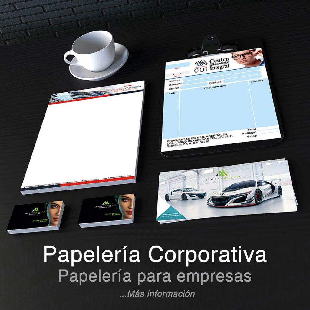 Impresiones Morelia Agencias de publicidad en Morelia Tarjetas de Presentacion Morelia